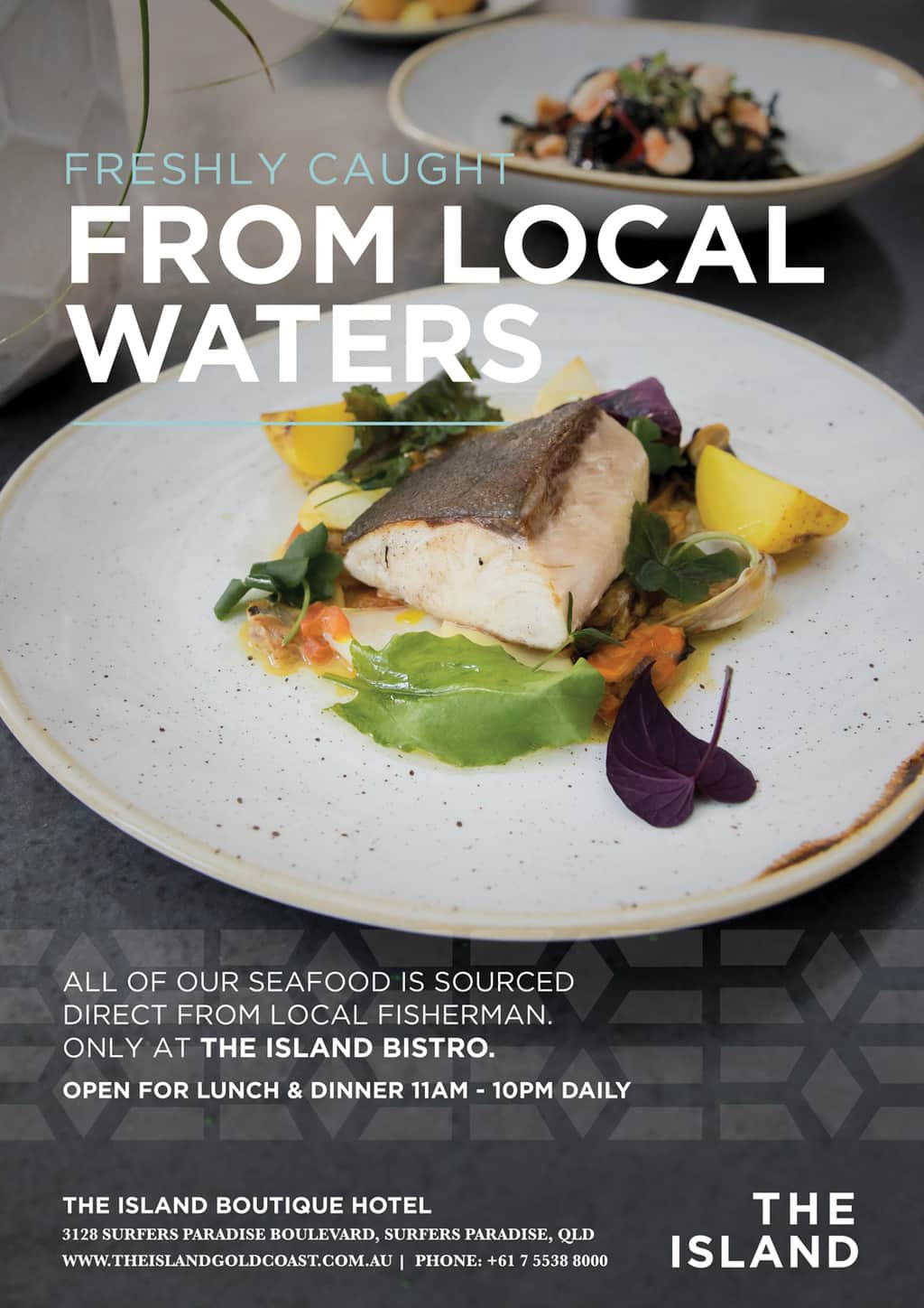 food-posters-seafood [object object] - food posters seafood - The Island Bistro | Gold Coast Restaurants