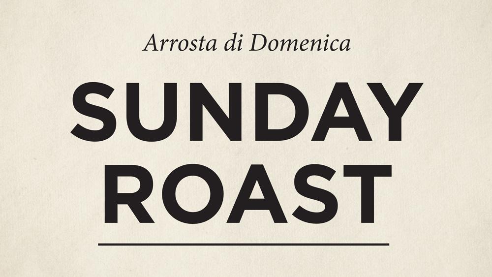 SUNDAY ROAST – THE ISLAND BISTRO
