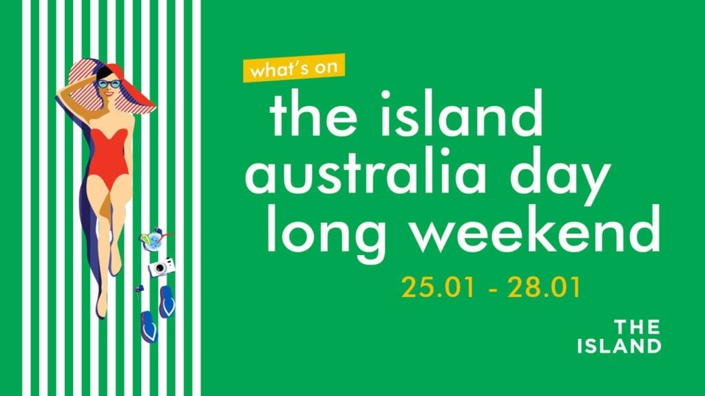 Australia Day Long Weekend