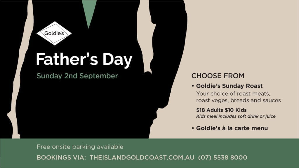 Fathers day the island gold coast fathers day reheart Image collections