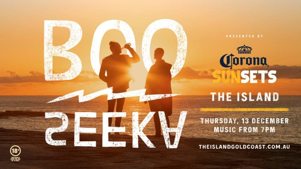 Corona Sunsets Presents Boo Seeka at the Island Rooftop