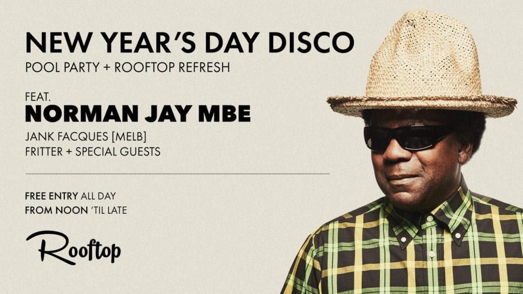 New Year's Day Disco Feat. Norman Jay MBE