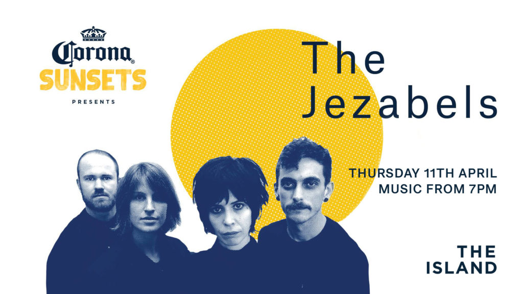 Corona SunSets Presents The Jezabels