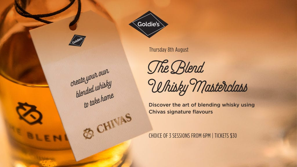 The Blend Whisky Masterclass