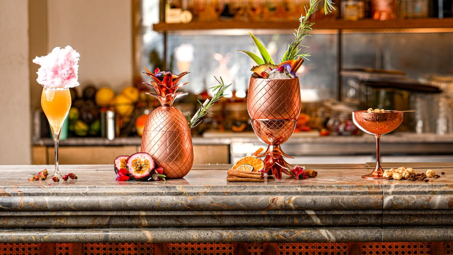 Copper Coup – Absolut Elyx Takeover