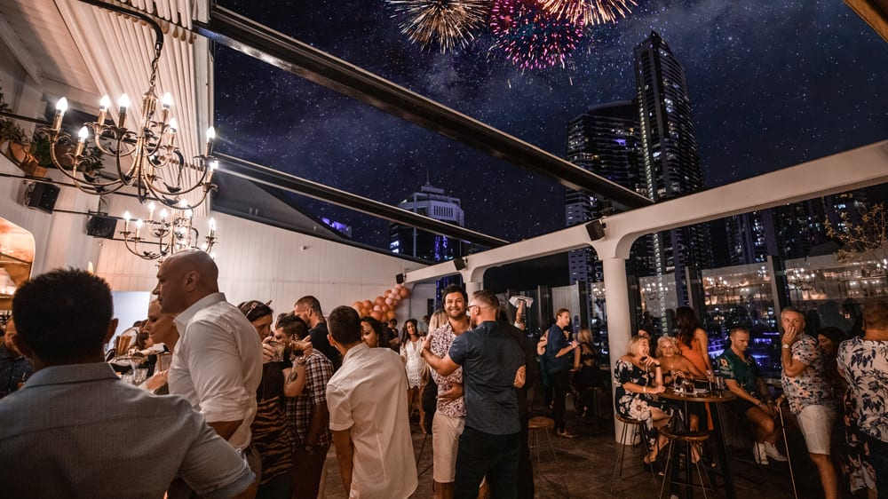 Kicking off the new decade in style, in glamour, in the heart of Surfers Paradise