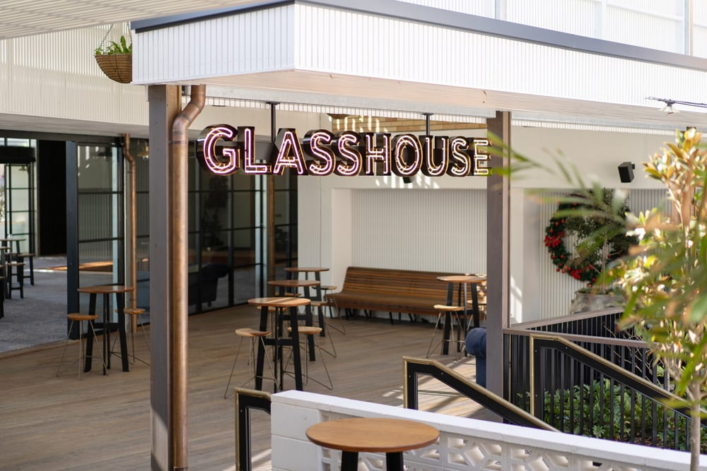 The Island Gold Coast Glasshouse