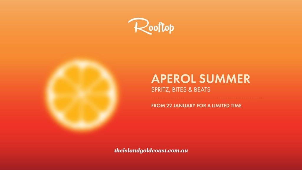 Aperol Summer