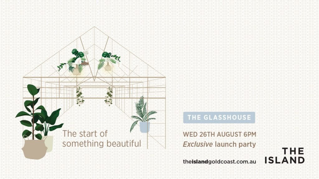 The Glasshouse – Exclusive Launch Party