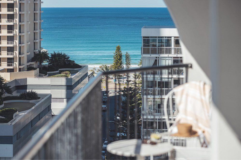 The Island Gold Coast Boutique Hotel Surfers Paradise Coast Views
