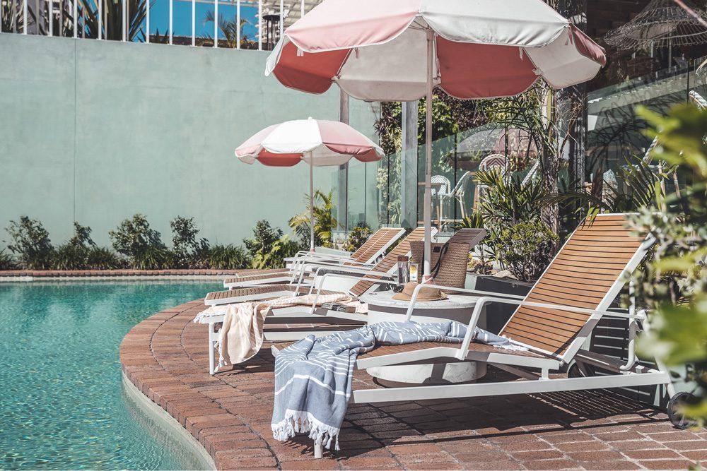 The Island Gold Coast Boutique Hotel Surfers Paradise Pool